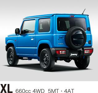 【予約・お問い合わせ】ジムニー 新車 JB64 XL【クーポン対象外商品】