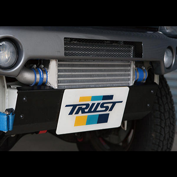 ジムニー 吸気 ターボ インタークーラーキット JB23 前置き+ブローオフバルブセット トラスト グレッディ TRUST Greddy