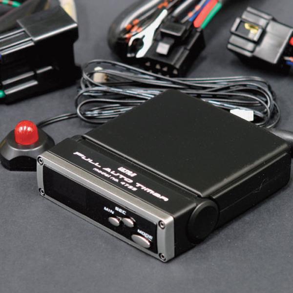 ジムニー メーター 計器 ターボタイマー JB23 - 4型以前用 アピオ APIO