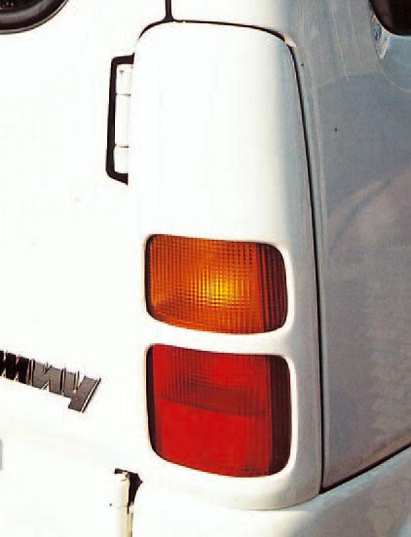 ジムニー ライト テールレンズカバー JB23 JB43 タニグチ TANIGUCHI