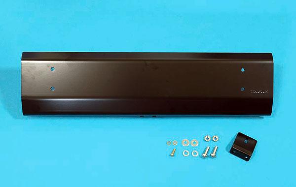 ジムニー エクステリア FRPバンパー用 強化スキッドプレート ステー付き JB23 タニグチ TANIGUCHI