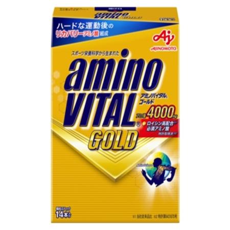 味の素 アミノバイタル GOLD 購買 65.8g×15箱 14本入箱 送料無料激安祭