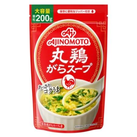 低価格で大人気の 味の素 「丸鶏がらスープ」袋 200g×28袋, miyabi 46dd510c