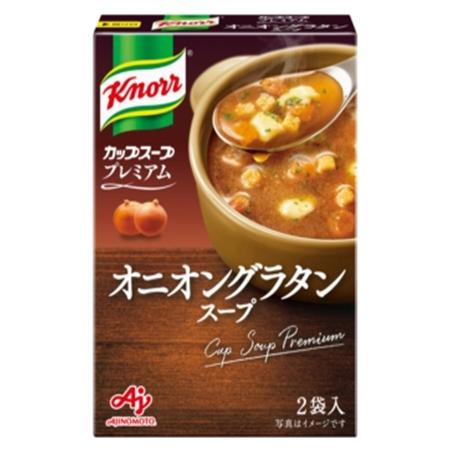 付与 味の素 クノール カップスープ プレミアム 激安通販 29.4g×60袋 2袋入 オニオングラタンスープ