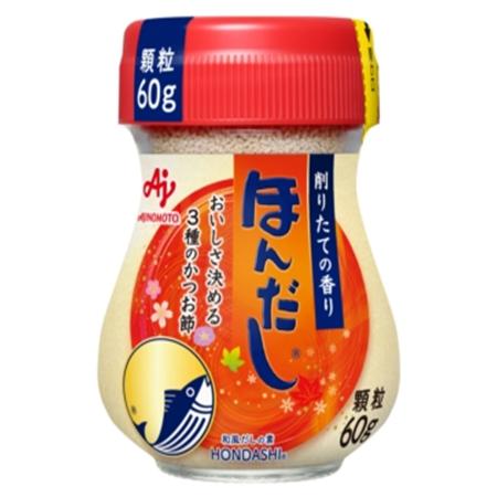【即発送可能】 味の素 「ほんだし」瓶 60g×60個, きものセレクトショップkirakukai 7f692e2c