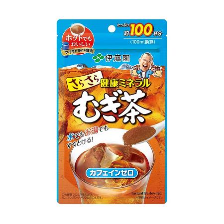 伊藤園 卓抜 さらさら健康ミネラルむぎ茶 格安 価格でご提供いたします 80g×1袋