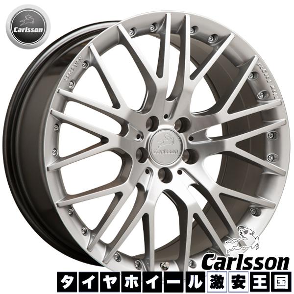 【送料無料】 255/35R22 285/30R22 NITTO ニットー INVO Carlsson カールソン 1/10X ブリリアントエディション 9.0J-22 10.5J-22 5H120 LS用 22インチ 新品サマータイヤ ホイール4本セット