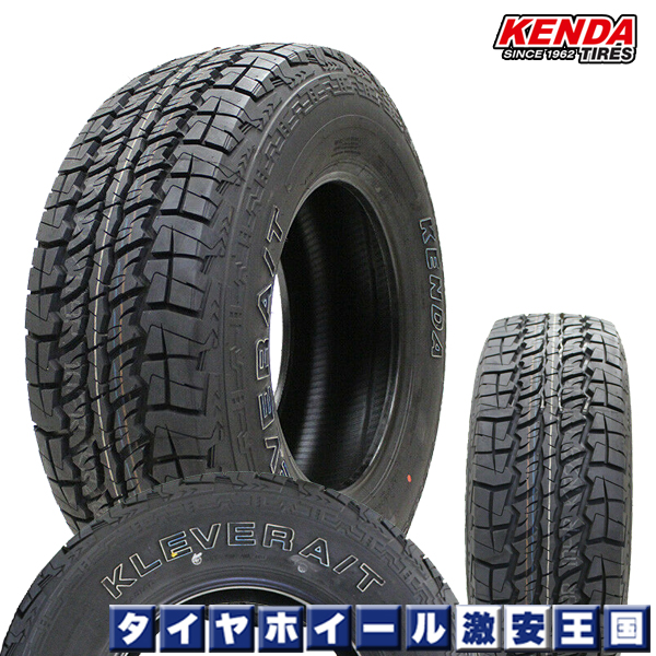 【4本セット】ケンダ KENDA KR28KLEVER A/T 235/70R16 106S アウトラインホワイトレター 16インチ 新品サマータイヤ 2本以上送料無料