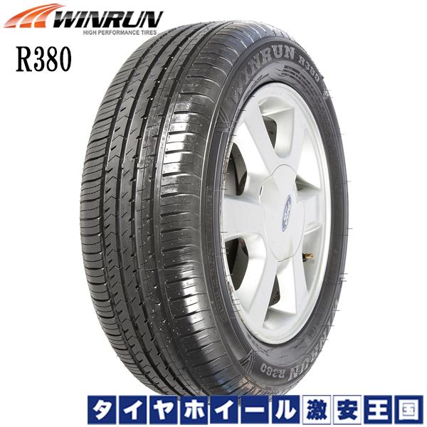 【取付対象】 送料無料 4本セット WINRUN ウィンラン R380 195/60R16 16インチ 新品サマータイヤ