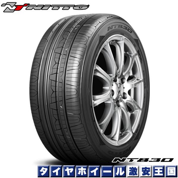 【取付対象】 送料無料 2本セット ニットー NITTO NT830 165/45R16 74W 16インチ 新品サマータイヤ