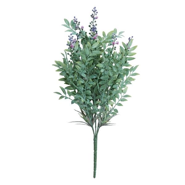 人工観葉植物 ベリーブッシュ(12個セット) ba600 (代引き不可) インテリアグリーン 造花 BUSH