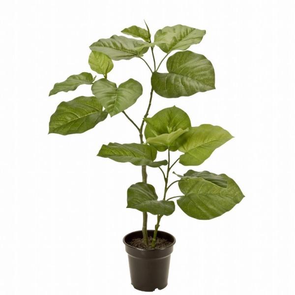 人工観葉植物 ウンベラータS 高さ70cm fg15100 (代引き不可) インテリアグリーン 造花