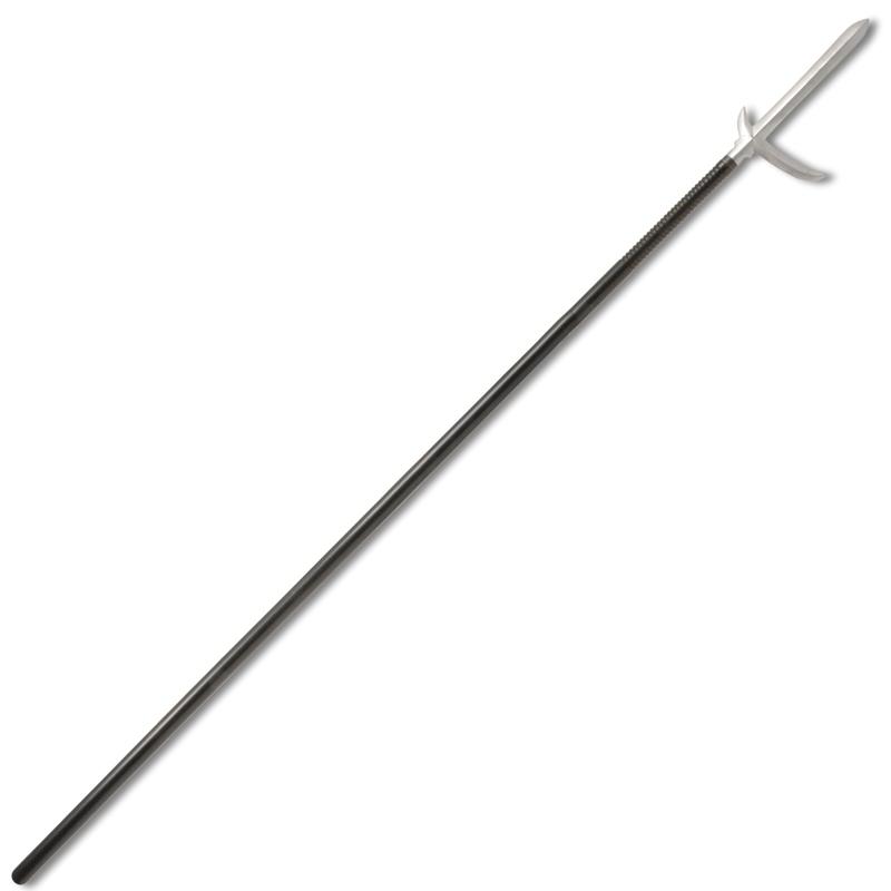 模造刀 槍 加藤清正 片鎌十文字槍 アルミ刀身(gst-sta-1938) 日本刀 美術刀剣(代引き不可)