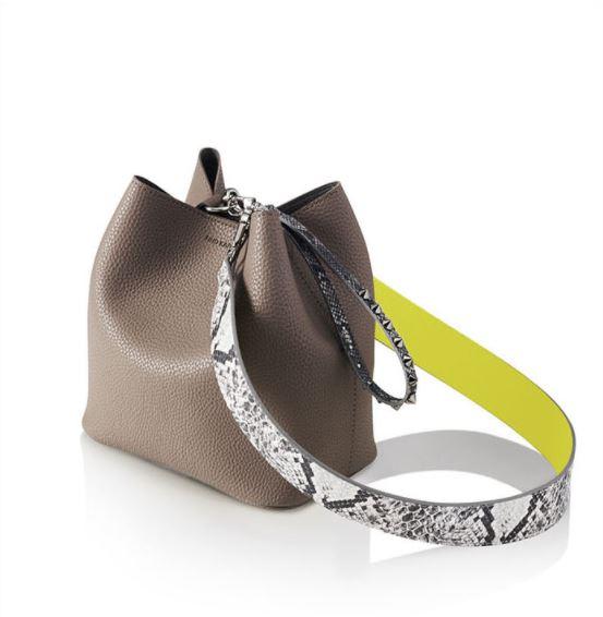 韓国ファッション ks 『1年保証』 FIND KAPOOR ファインドカプール PINGO BAG 20 BASIC BROWN LINE クロスボディバッグ ハンドバッグ 特売 ショルダーバッグ CHOCO SET