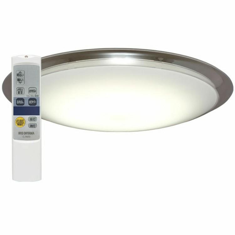 LEDシーリングライト 6.0 デザインフレームタイプ 12畳 調光 AIスピーカー CL12D-6.0AIT 送料無料 メタルサーキット 明かり 灯り 寝室 照明 照明器具 ライト 省エネ 節電 スマートスピーカー対応 GoogleHome AmazonEcho 調光 アイリスオーヤマ