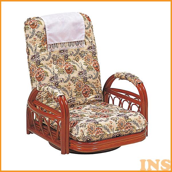 ≪送料無料≫ギア回転座椅子 回転 肘掛け リクライニング リクライニング座椅子 座いす 座イス リクライニングチェア リクライニングソファ 360度 回転 フロアチェア RZ-921 新生活【代引不可】【TD】 一人