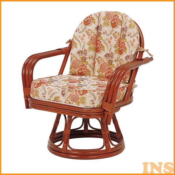 ≪送料無料≫回転座椅子 肘掛け 座椅子 座いす 座イス 1人掛けソファ いす イス 椅子 チェア 360度 回転 フロアチェア RZ-933 新生活【代引不可】【TD】 一人