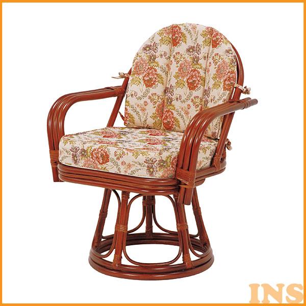 ≪送料無料≫回転座椅子 肘掛け 座椅子 座いす 座イス 1人掛けソファ いす イス 椅子 チェア 360度 回転 フロアチェア RZ-934 新生活【代引不可】【TD】 一人