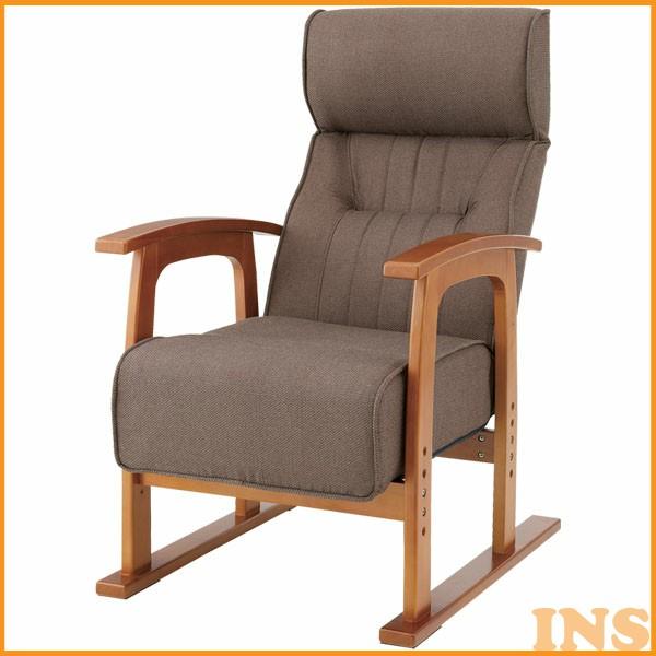 【エントリーでP5倍】≪送料無料≫【TD】クレムリン キング高座椅子THC-106 ブラウン 【取寄せ品】【東谷】