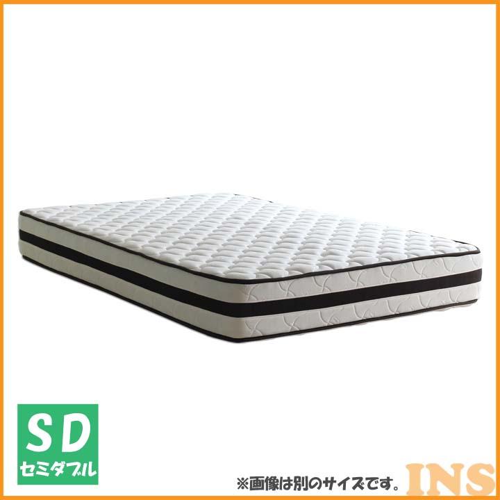 プレシャスフィットポケットマットレスSD PFSDM 送料無料 マットレス セミダブル ベッド 寝室 ベッドルーム 寝具 【TD】 【代引不可】