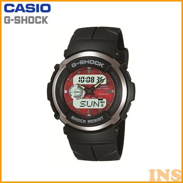 ≪送料無料≫カシオ[CASIO]G-SHOCK G-300-4AJF【HD】【TC】