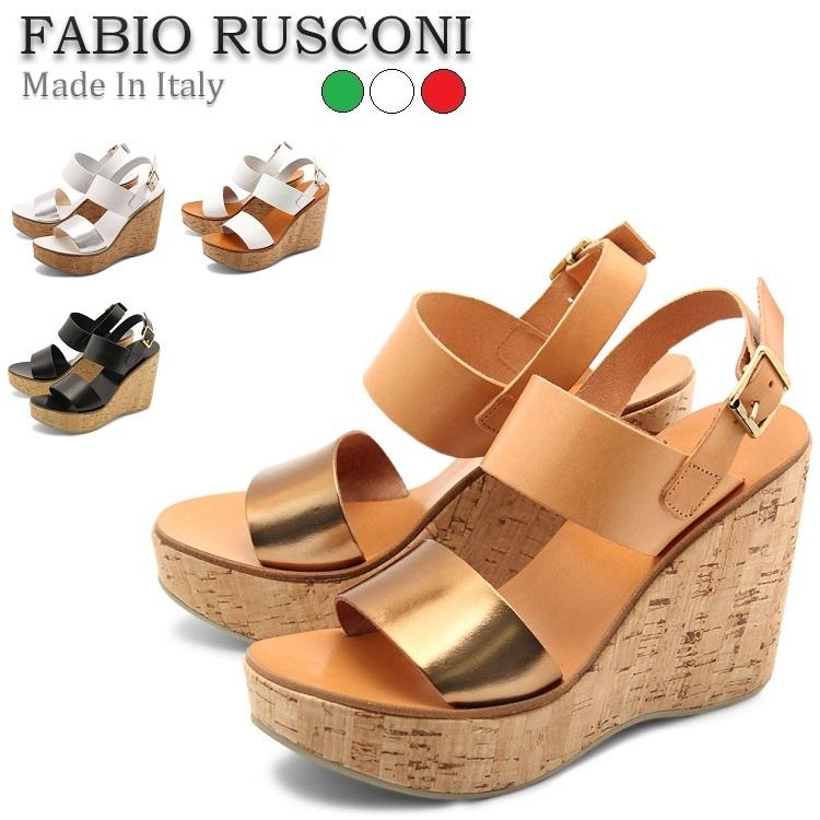 【送料無料】【FABIO RUSCONI】ファビオ ルスコーニ ALI200 CALF 全4色 レディース