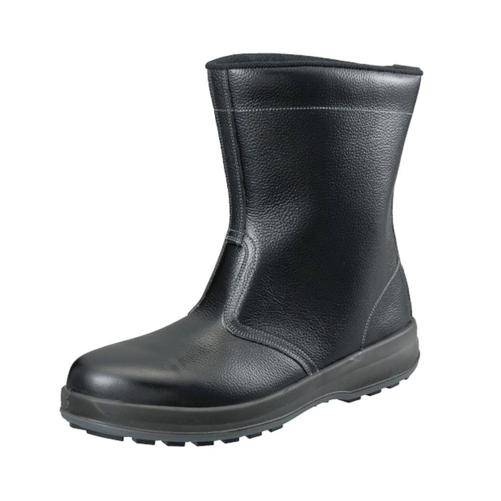 【WS44】半長靴もっと歩きたくなる安全靴!ミッドソールには加水分解しないSX高機能樹脂!