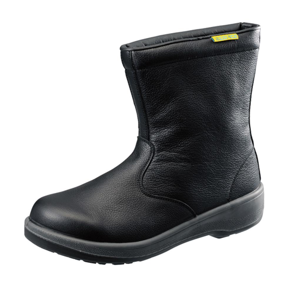【ECO44】半長靴地球環境にやさしい、環境対策対応の安全靴!