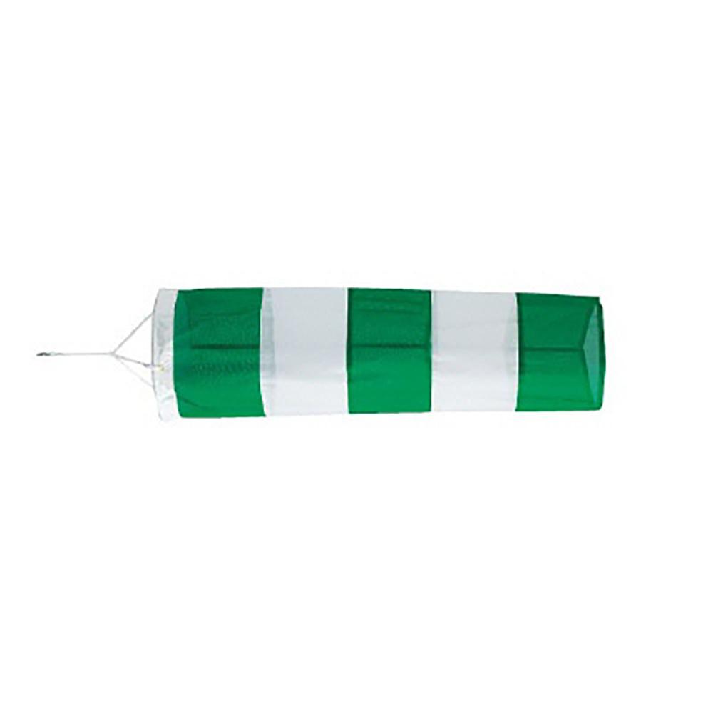ユニット(UNIT)【372-31】吹流し 緑/白 650Φ×2150mm