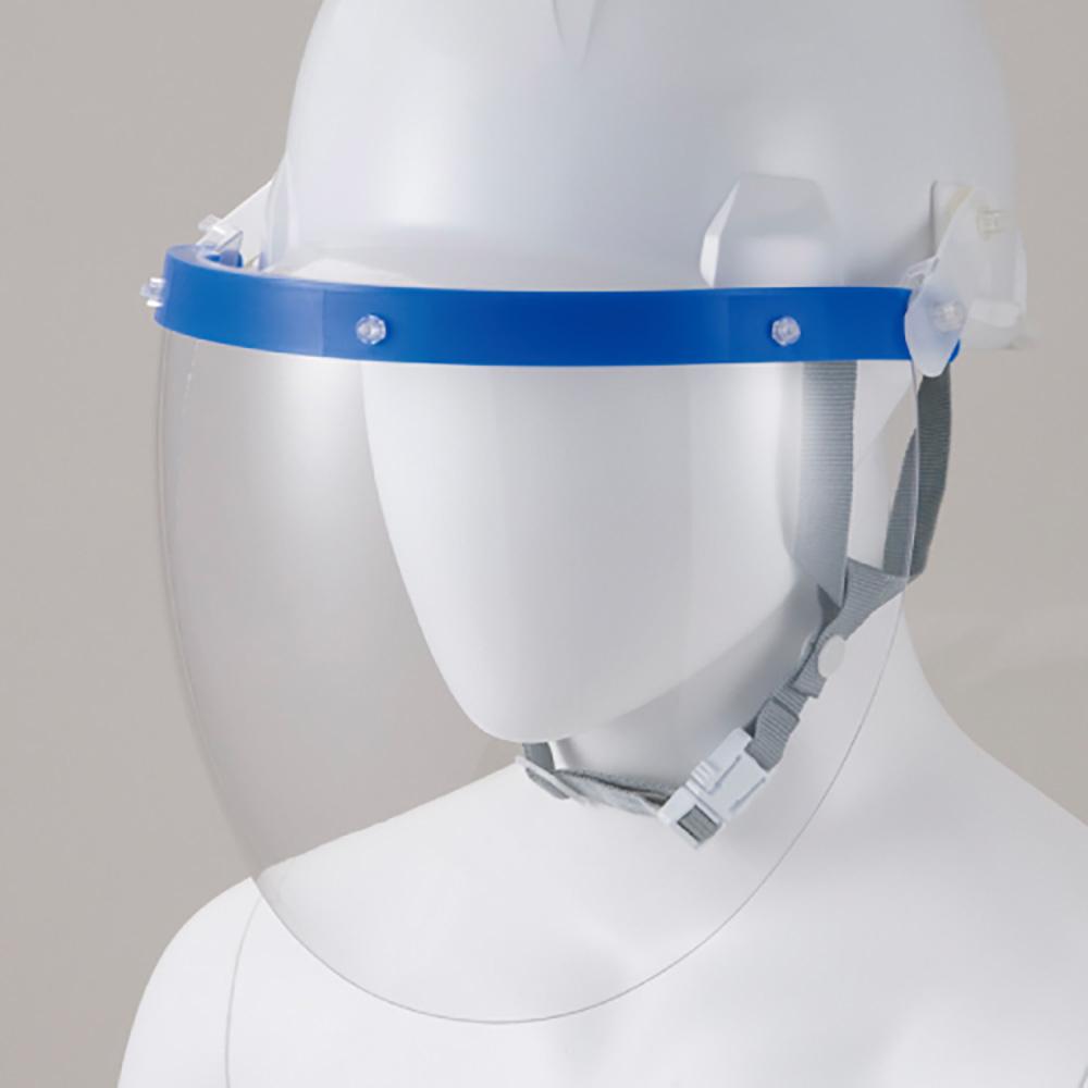 ユニット(UNIT)【379-251-1】球面カーブ防災面 MP型帽体用