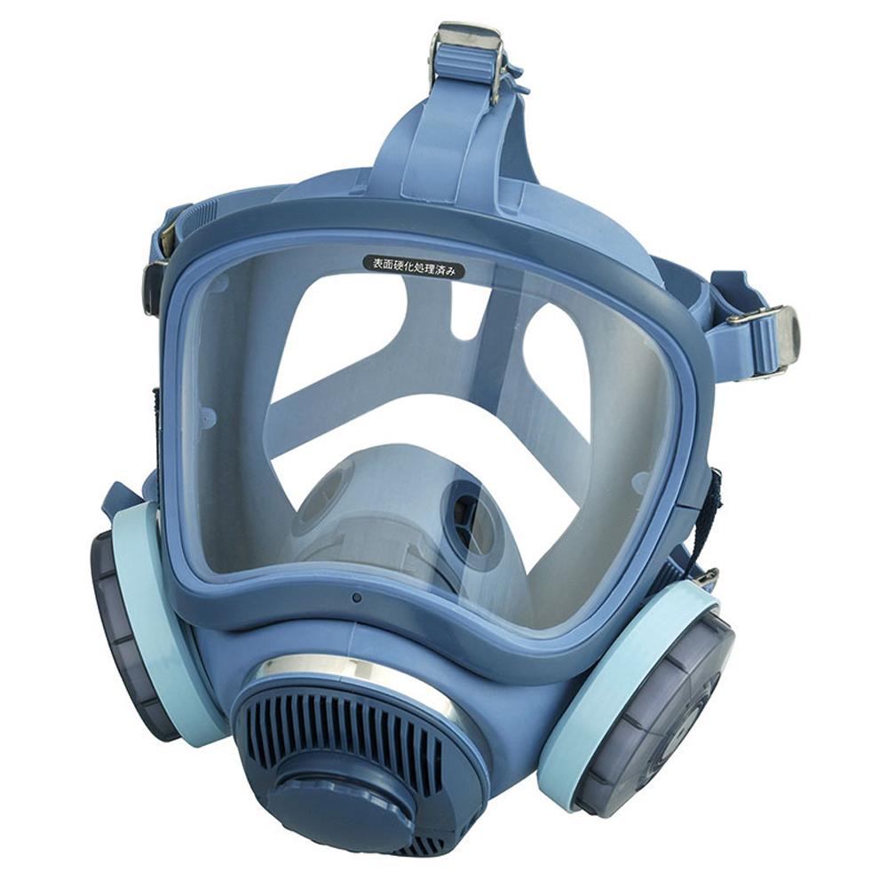 ユニット(UNIT)【379-31A】全面形防じんマスク