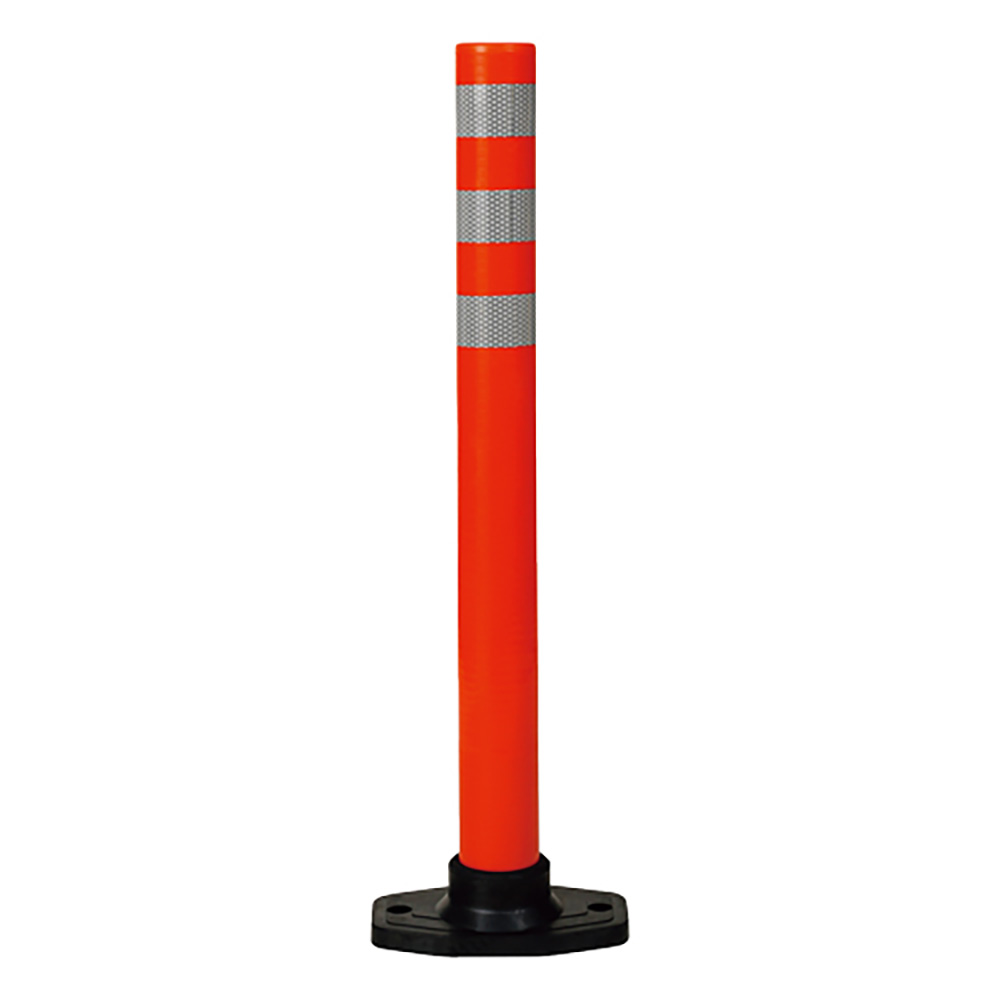 予約販売品 ユニット UNIT 安全標識 カスタムPコーン常設タイプ 385-28 驚きの値段で 安全用品