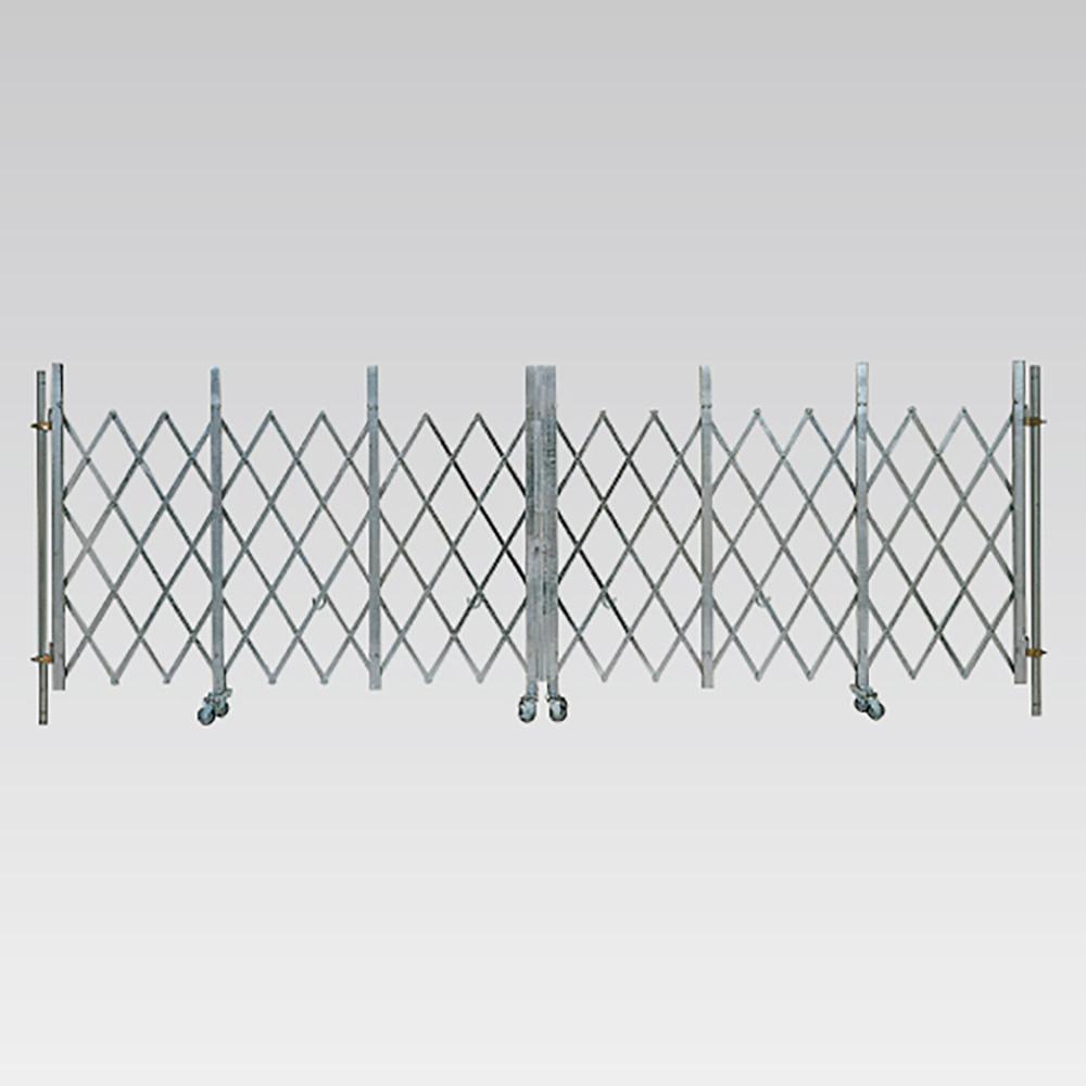 ユニット(UNIT)【391-131】◎ライトゲートクロス 両開き2×6.3m