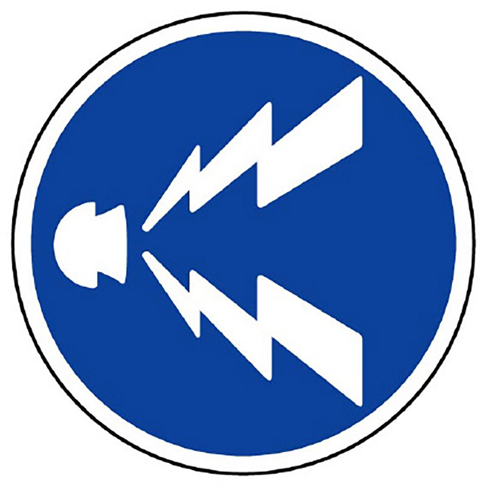 ユニット(UNIT)【894-21】規制標識(328)警笛鳴らせ