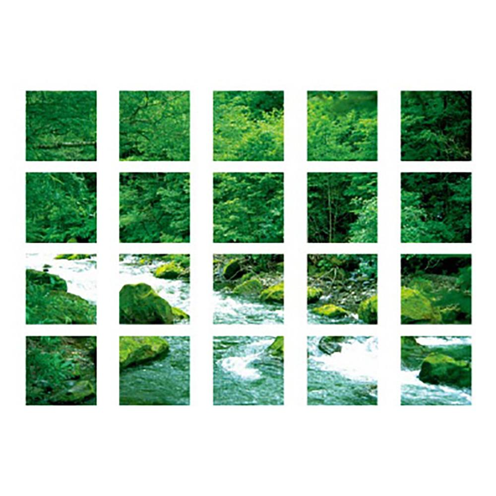 ユニット(UNIT)【917-12A】マルチシート 渓流