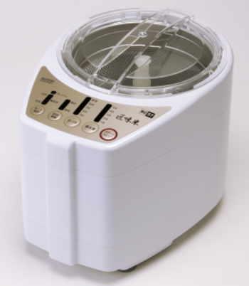 家庭用精米機【匠味米】RC57シリーズ【山本電気】