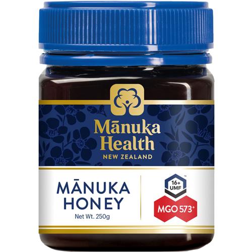 マヌカヘルス マヌカハニー MGO573+/UMF16+ 250g(正規品 ニュージーランド産)