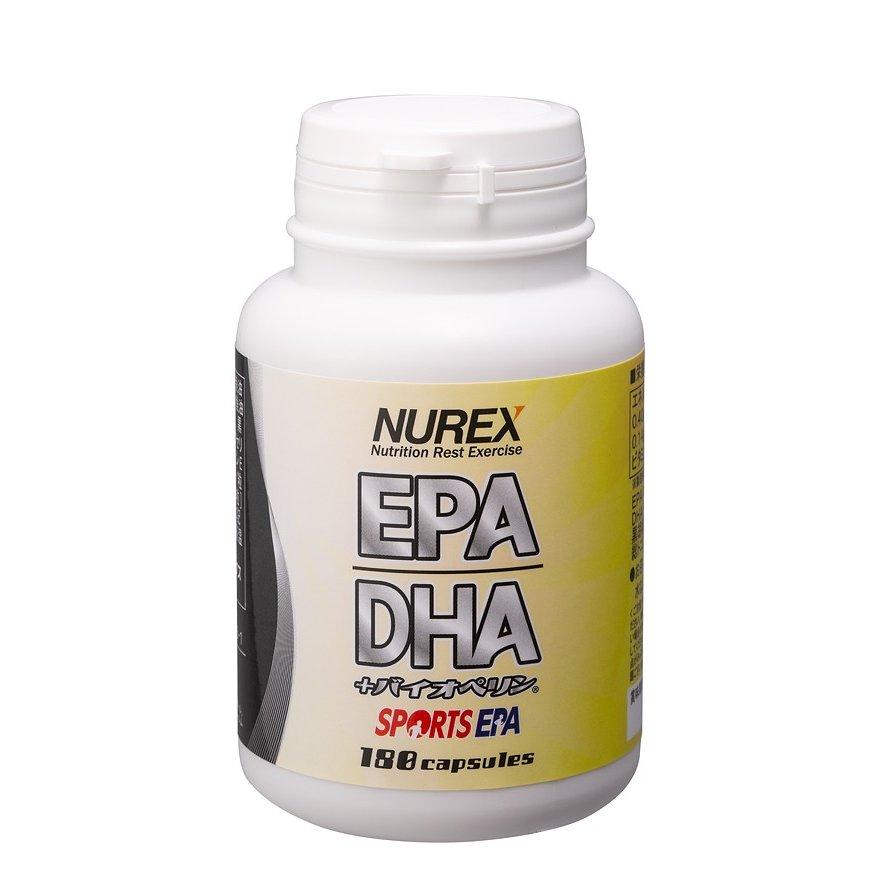 【10倍ポイント】EPA/DHA+バイオペリン 180粒 (スポーツEPA)