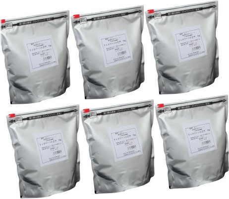 【送料無料】【6袋でお買い得!】ファイバーソル2H 粉末1kg/袋 【還元難消化性デキストリン】【宮源】