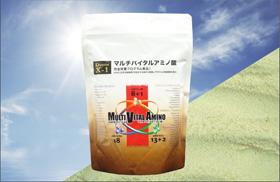 【3袋でお買い得】FDA認可商品!ヘルバ(HERBA)デザインX-1(マルチバイタルアミノ酸) 粉末タイプ 500g×3袋