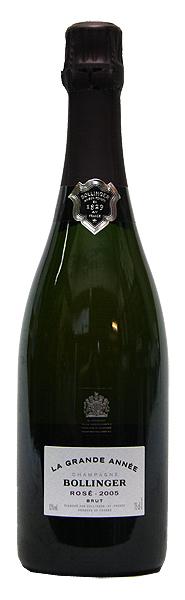 【ボランジェ】ブリュット・ラ・グランダネ・ロゼ[2005](ロゼ・スパークリングワイン)[750ml][フランス][シャンパーニュ][シャンパン][辛口][正規品]