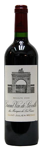 シャトー・レオヴィル・ラスカーズ[2006](赤ワイン)[750ml][フランス][ボルドー][メドック][フルボディ][辛口]