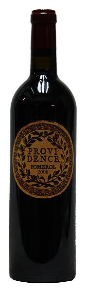 プロヴィダンス・ポムロル[2008](赤ワイン)[750ml][フランス][ボルドー][フルボディ][辛口]