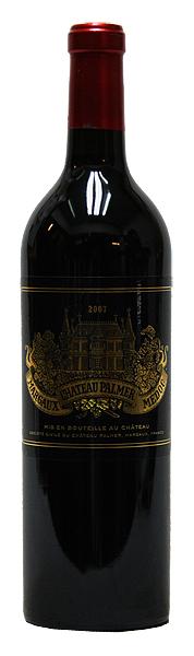 シャトー・パルメ[2007](赤ワイン)[750ml][フランス][ボルドー][マルゴー][フルボディ][辛口][第3級]