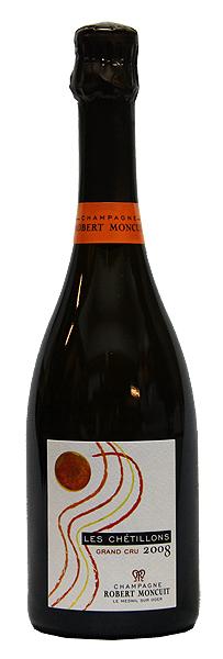 【ロベール・モンキュイ】エクストラ・ブリュット・ブラン・ド・ブラン・ヴォゼミュー[2010](スパークリングワイン)[正規品][750ml][フランス][シャンパン][シャンパーニュ][辛口]