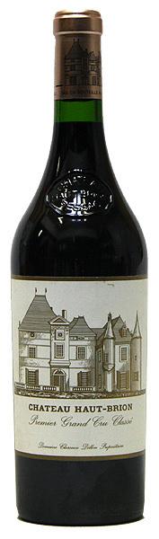 シャトー・オー・ブリオン[1999](赤ワイン)