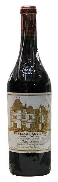 シャトー・オー・ブリオン[2002](赤ワイン)