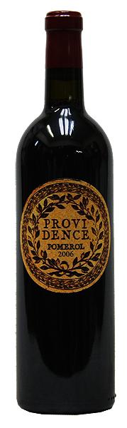 プロヴィダンス・ポムロル[2006](赤ワイン)[750ml][フランス][ボルドー][フルボディ][辛口]