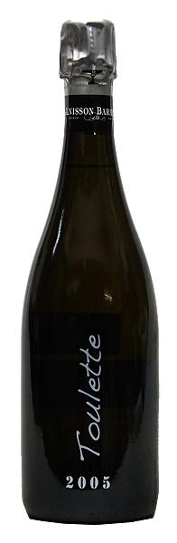 【ジャニソン・バラドン】トゥーレット[2005](スパークリングワイン)[750ml][フランス][シャンパン][シャンパーニュ][辛口]