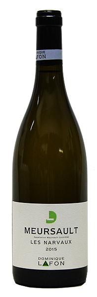 【ドミニク・ラフォン】ムルソー・レ・ナルヴォ[2015](白ワイン)[750ml][フランス][ブルゴーニュ][村名格][辛口]